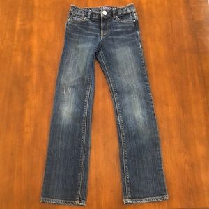 GAP Kids Straight Leg Jeans Size 10 Slim